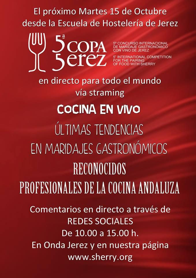 5ª Copa Jerez redes sociales