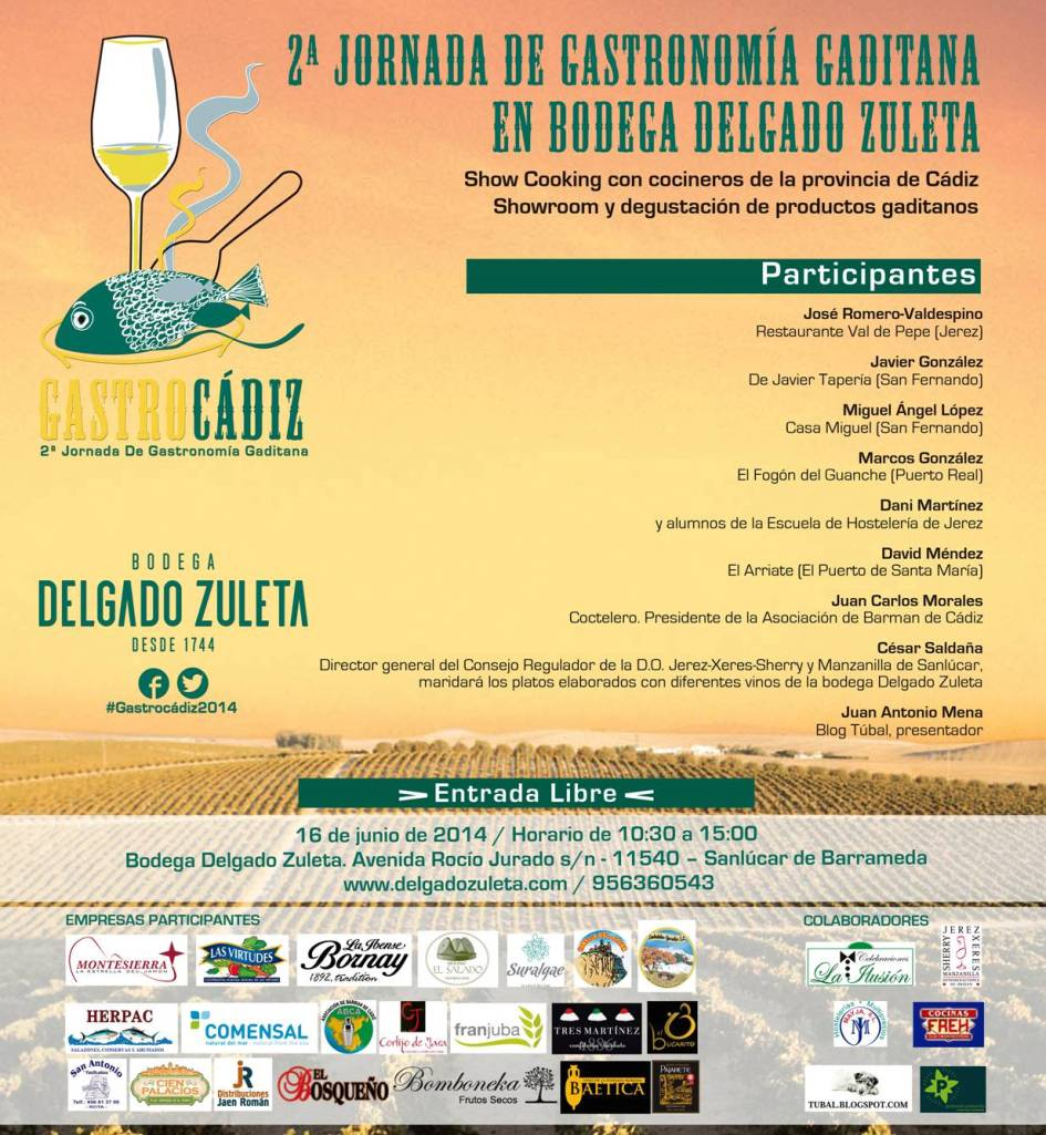 Cartel Gastrocádiz 2014 (3)