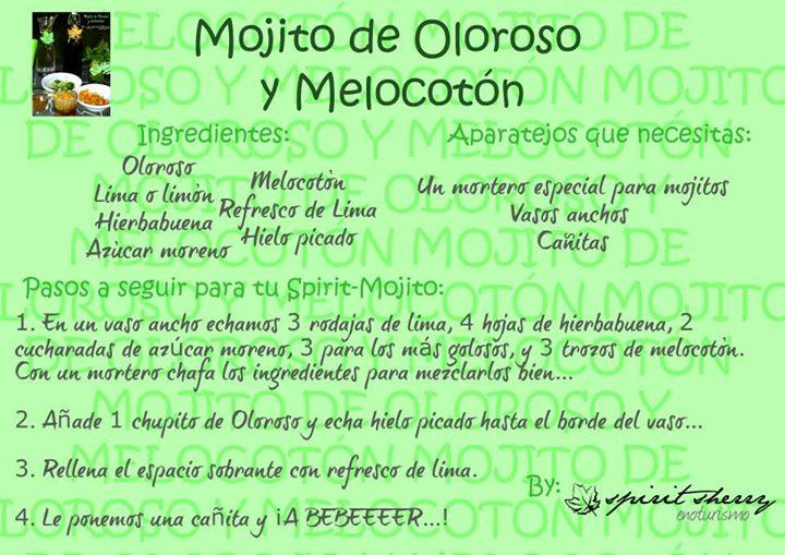 Mojito de Oloroso