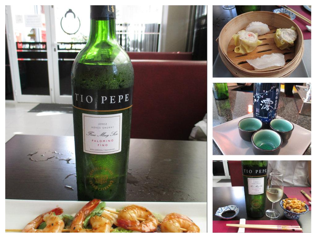 Discover Sherry recommends:  Sakura SushiRestaurant