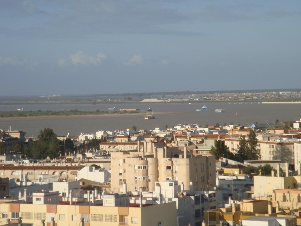 Sanlúcar view