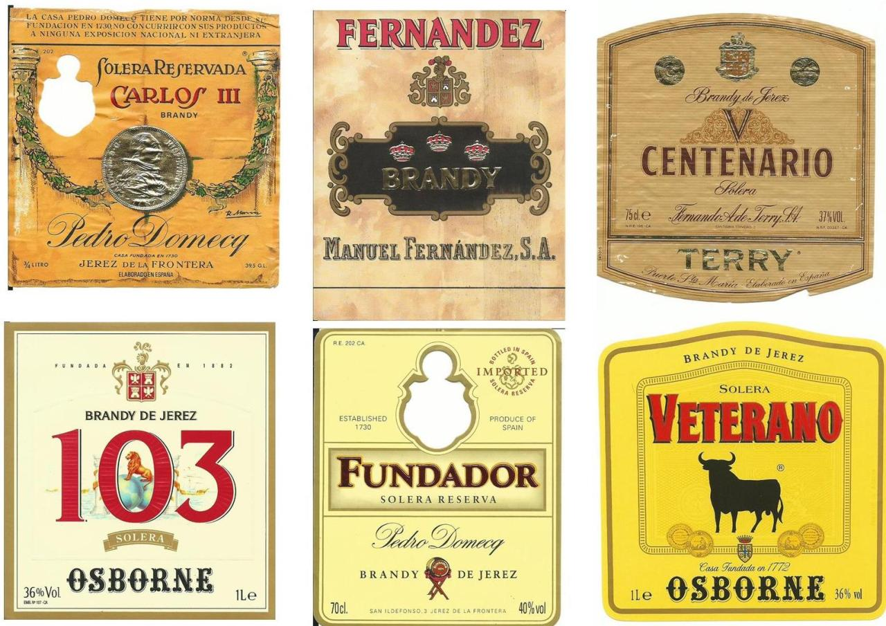 What is Brandy de Jerez? (English)