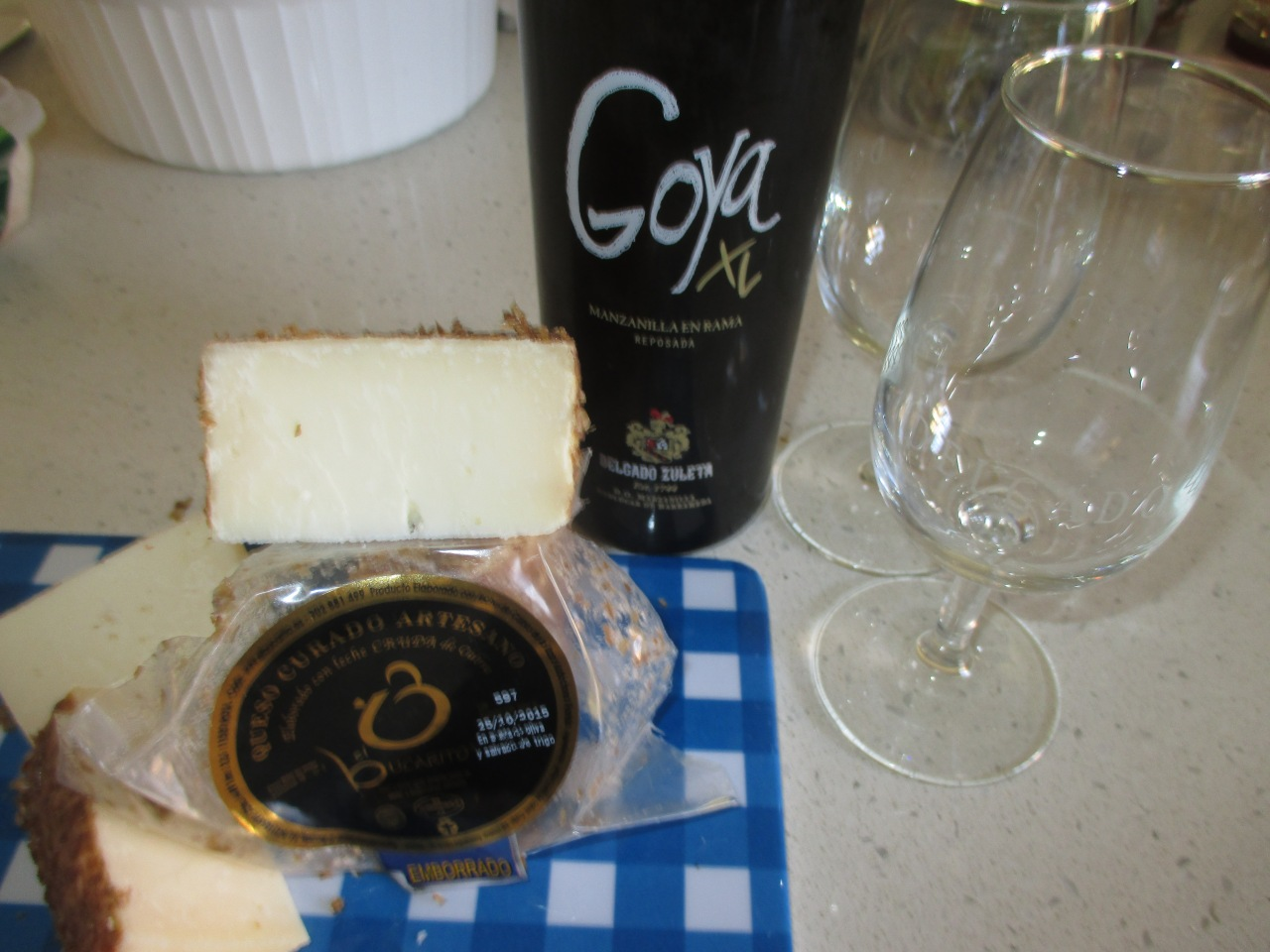 Discover Sherry Moment: La Goya XL