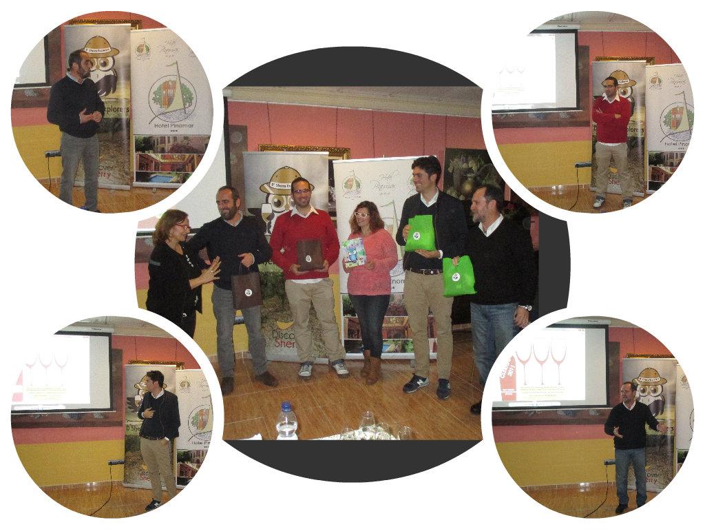 Presenters collage