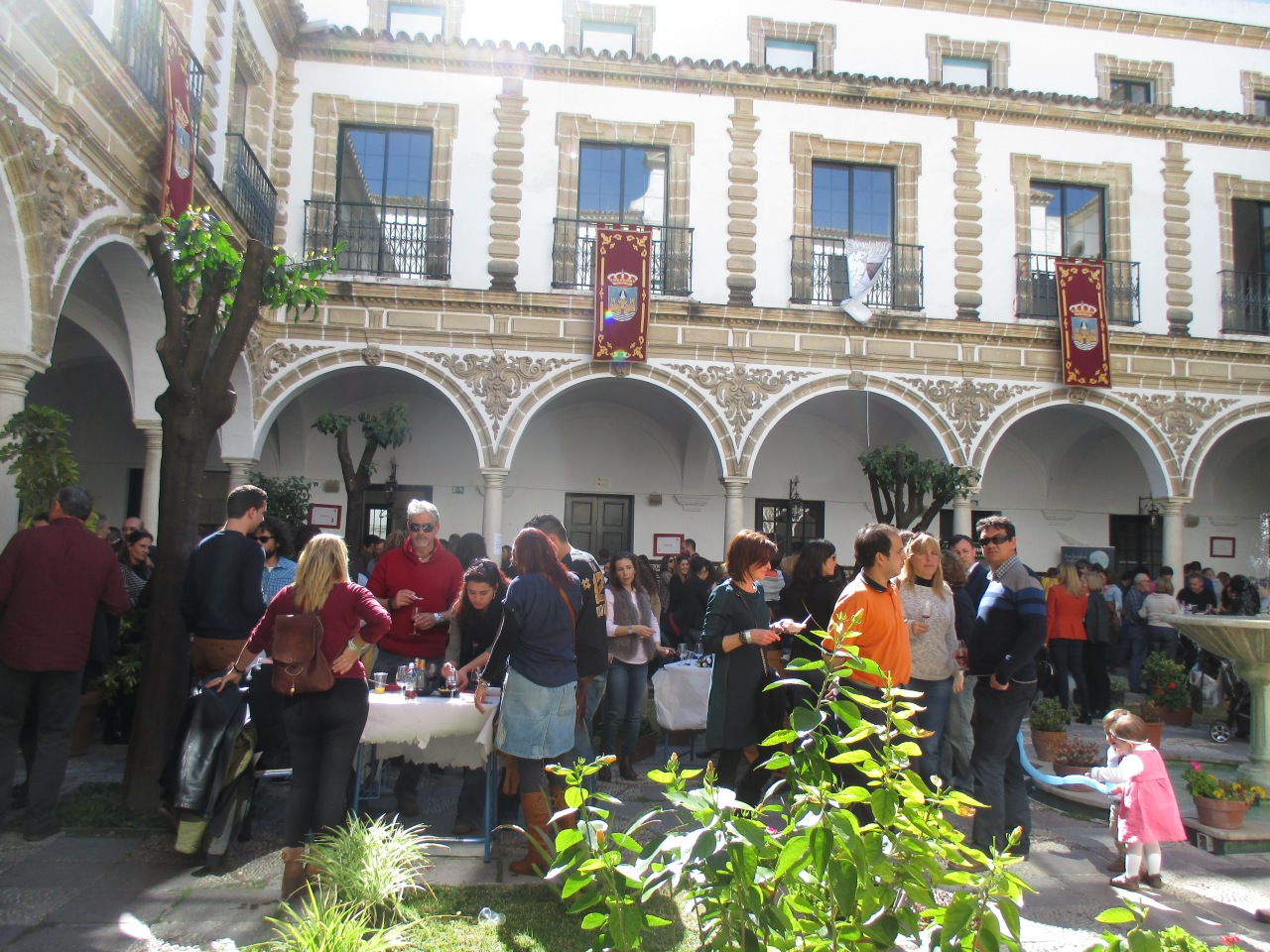VI Muestra de Vinos de la Provincia de Cádiz. 6th Province of Cádiz WineShow