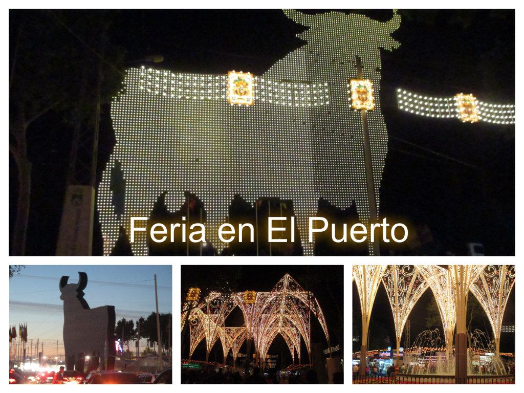 Feria en El Puerto /The El PuertoFeria