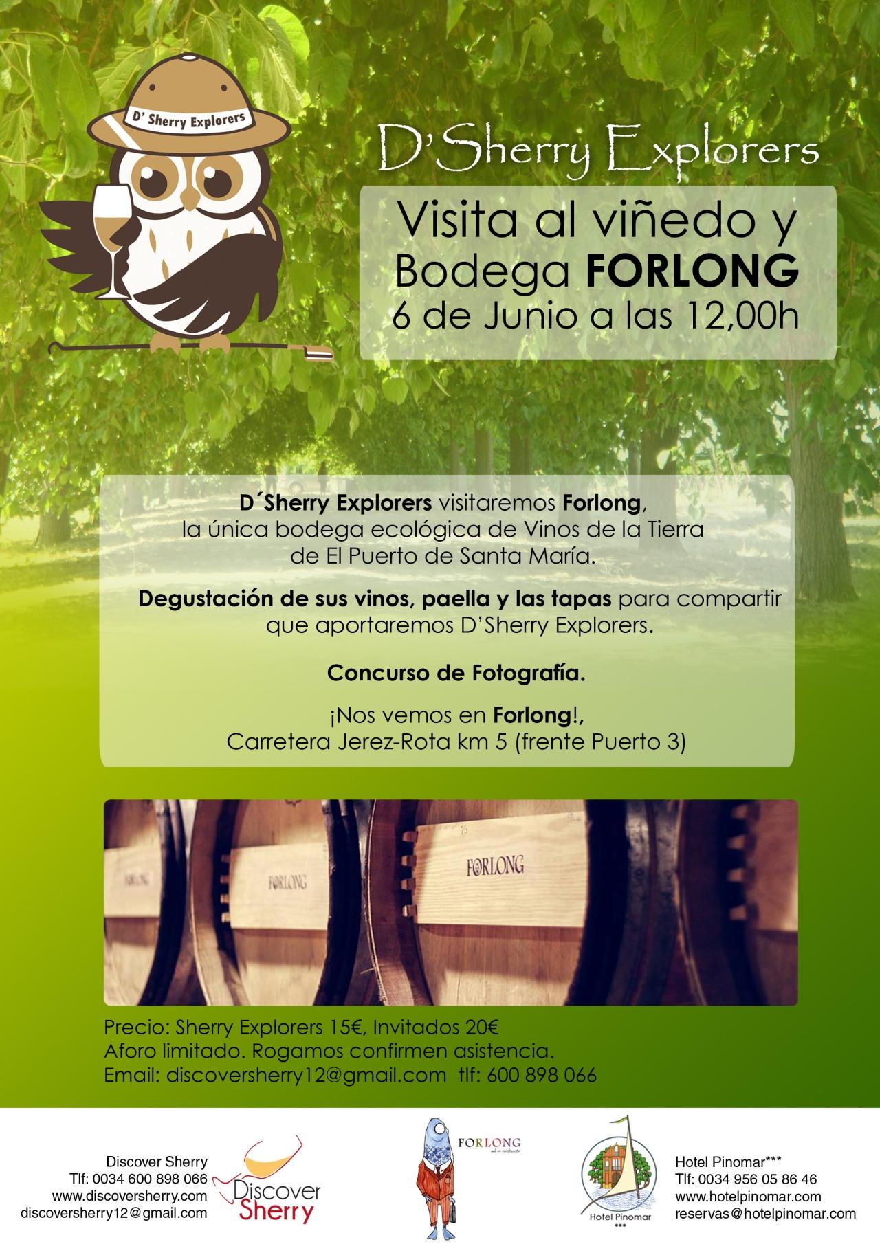 Visita a la Viña y Bodega deForlong