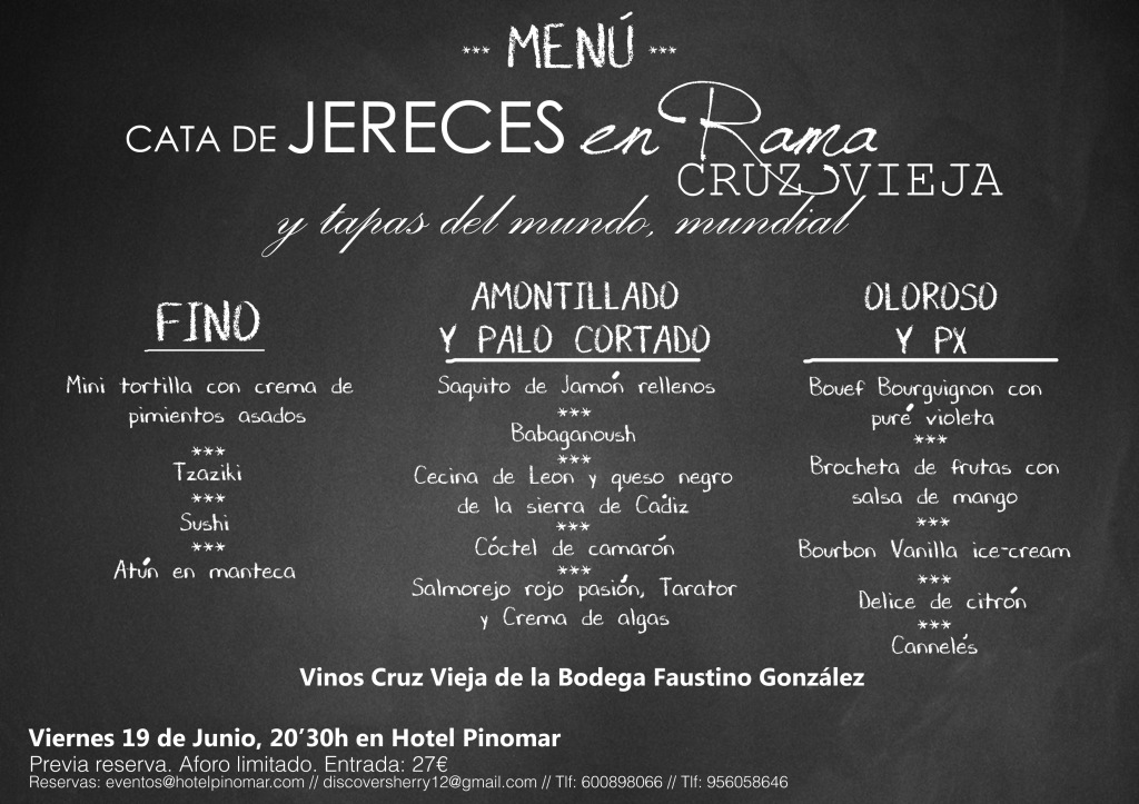MENU CATA DE JERECES CRUZ VIEJA2