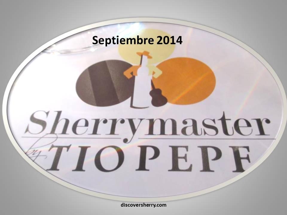 Sherrymaster by Tío Pepe2014