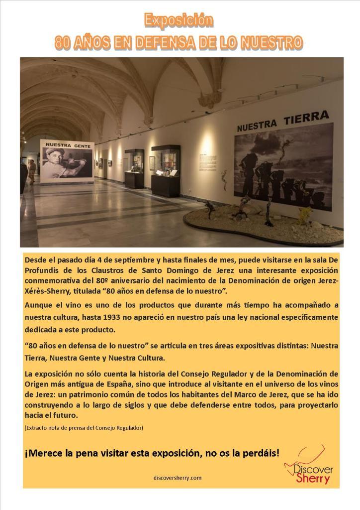 Exposición 80 aniversario CR