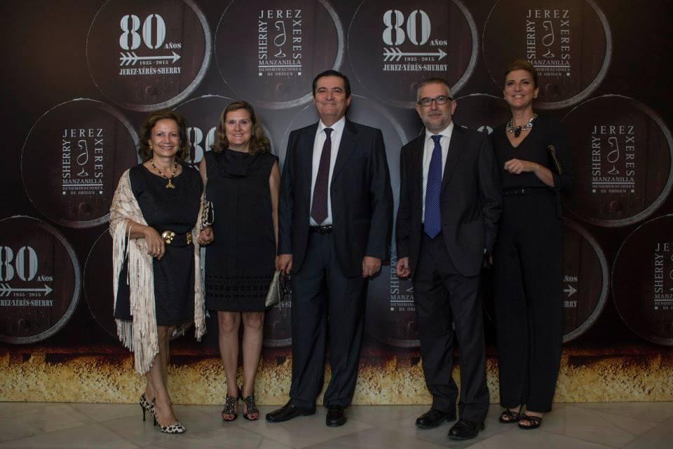 Feliz Aniversario D.O. Jerez-Xeres-Sherry-Manzanilla.  Happy Anniversary D.O. Jerez-Xeres-Sherry-Manzanilla