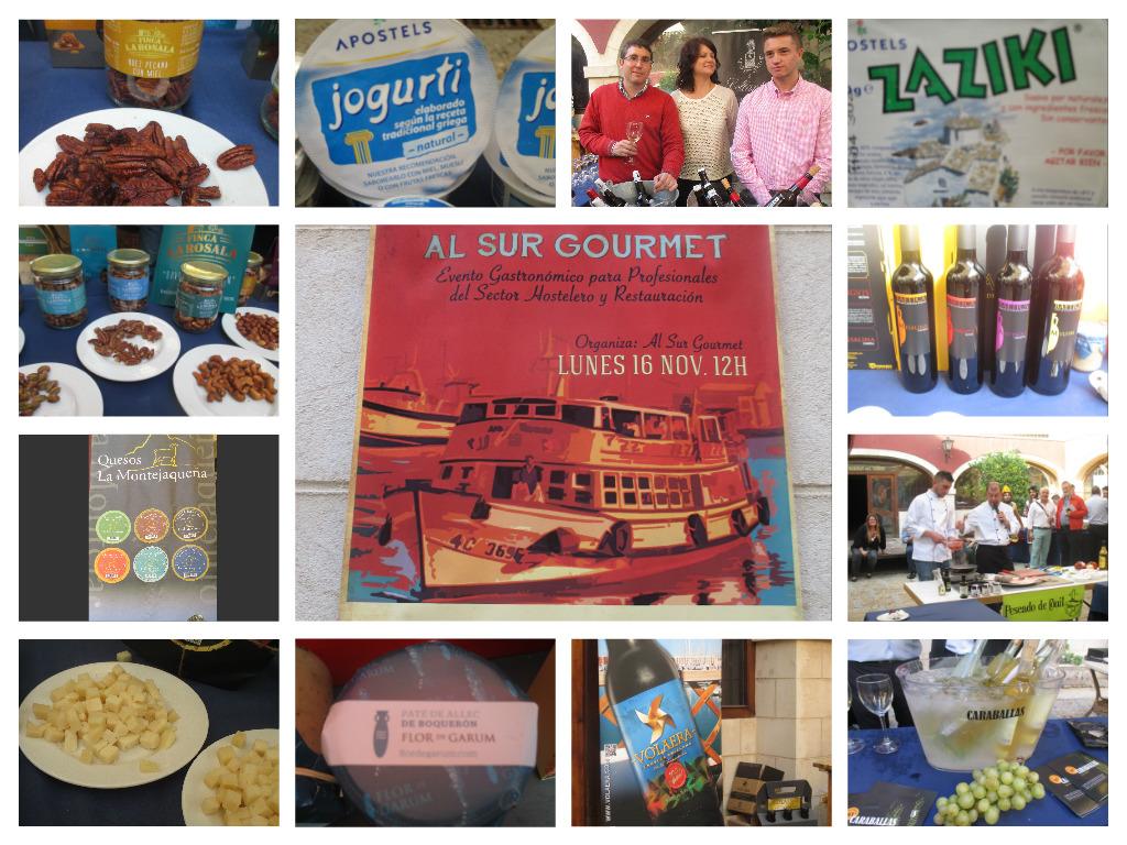 Collage Al Sur Gourmet 1