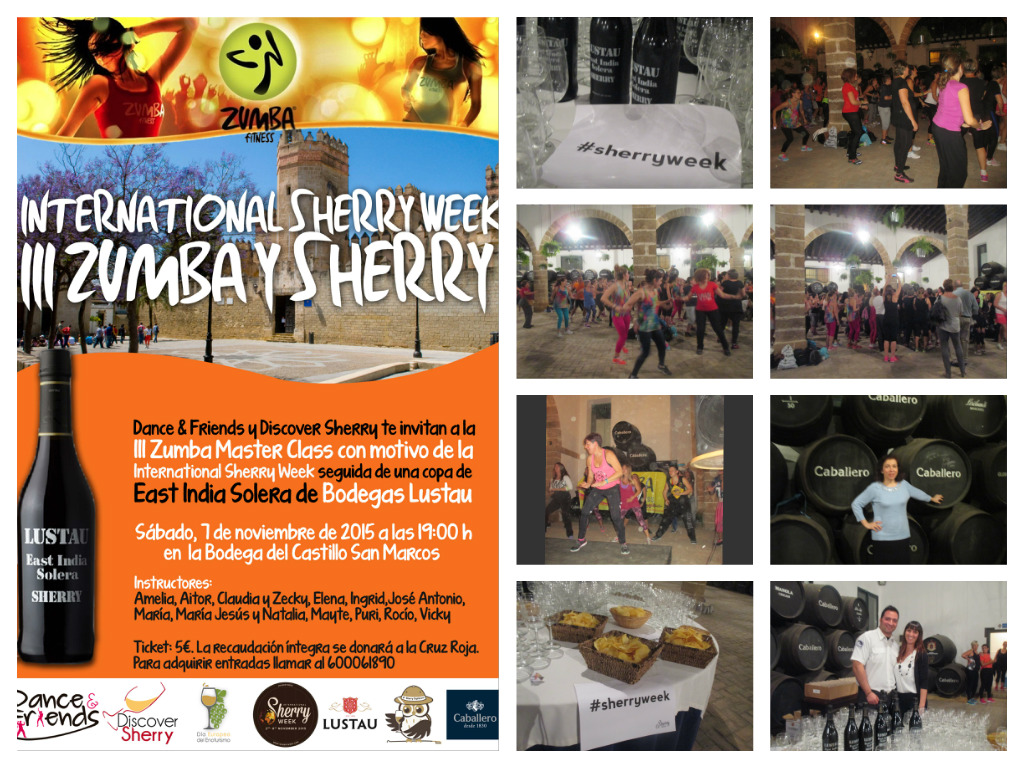 Zumba and Sherry preview