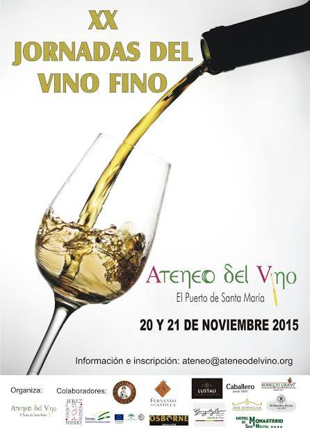 XX Jornadas del Vino Fino, El Puerto de SantaMaría