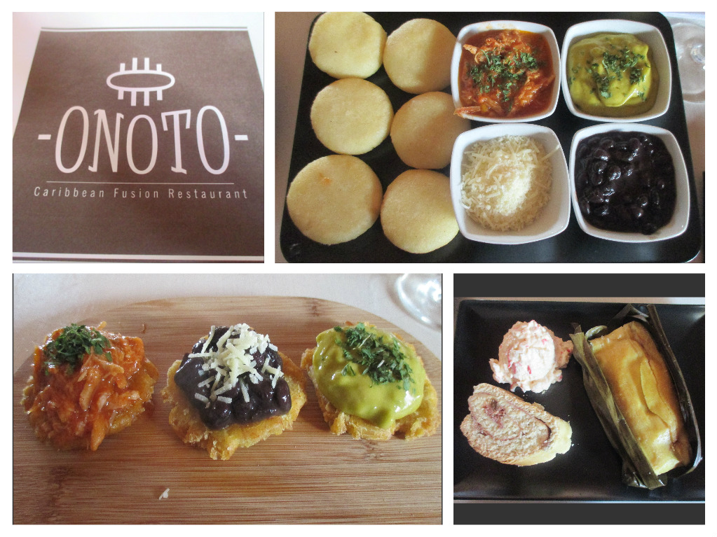 Discover Sherry Recommends: Onoto, Bar-restaurante Venezolano/Onoto, Venezuelan bar-restaurant