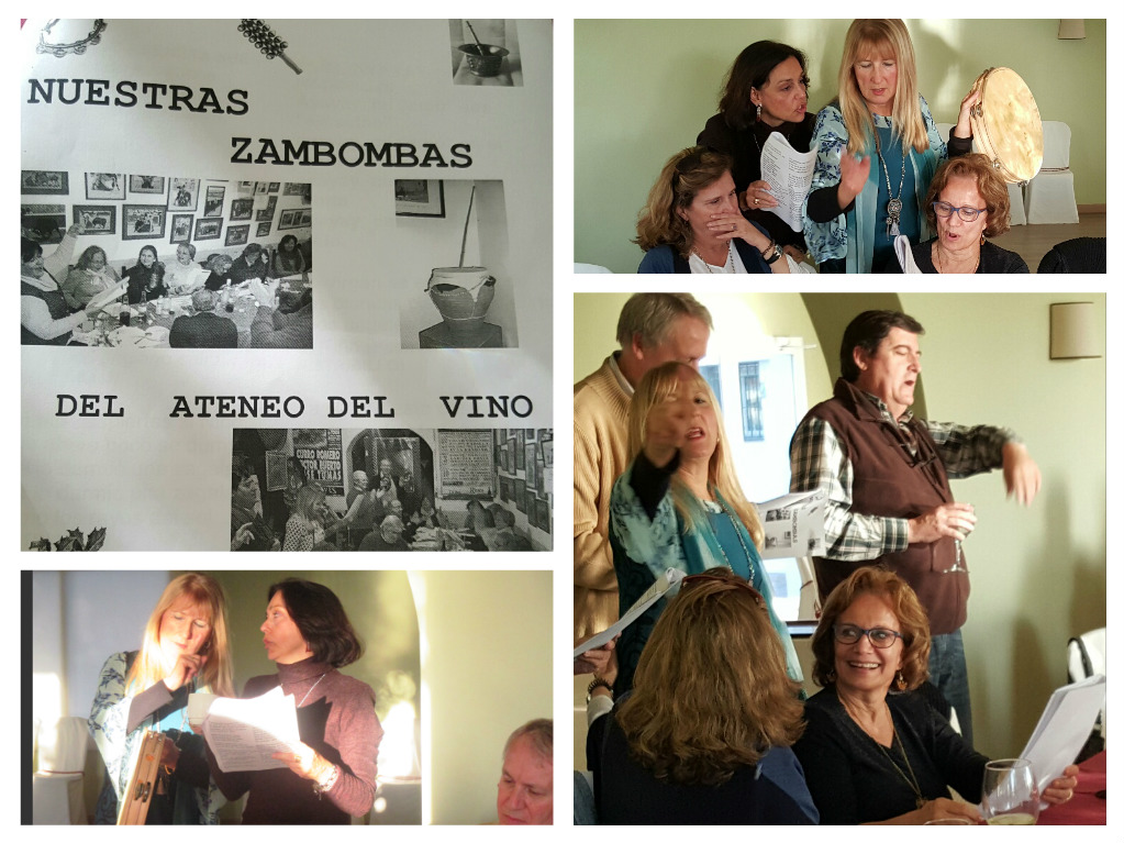 El Ateneo del Vino celebra su Zambomba navideña/The El Puerto Ateneo Wine Club celebrates its ChristmasZambomba