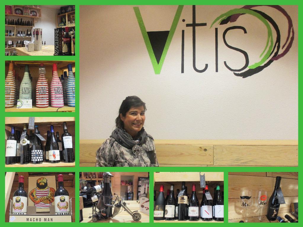 Discover Sherry recommends: Vitis, nueva tienda de vinos en El Puerto/Vitis, a new wine store in ElPuerto