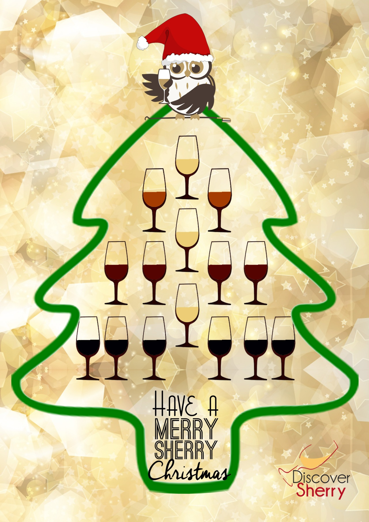Have a Merry Sherry Christmas!!!