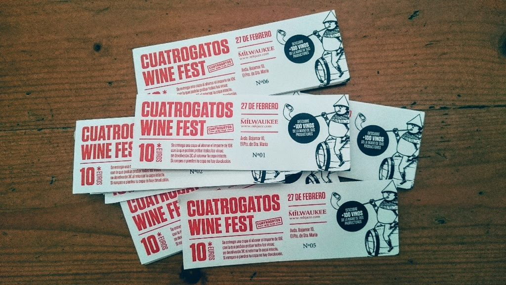 Discover Sherry recommends: Cuatrogatos Wine Fest