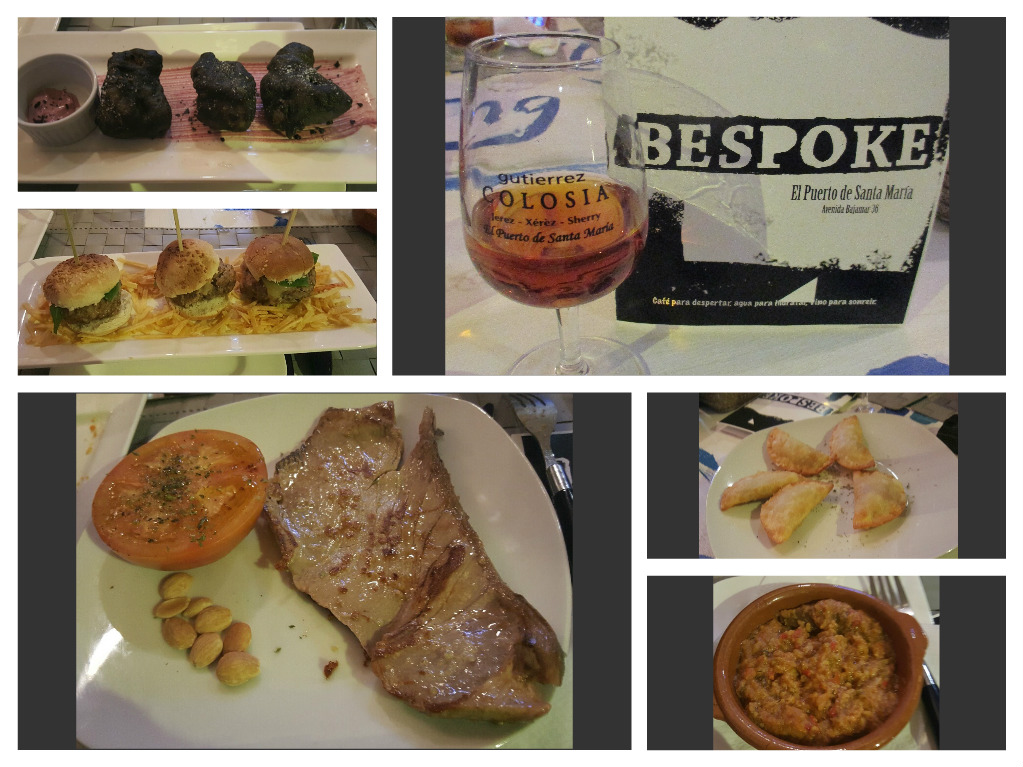 Collage 1 tapas