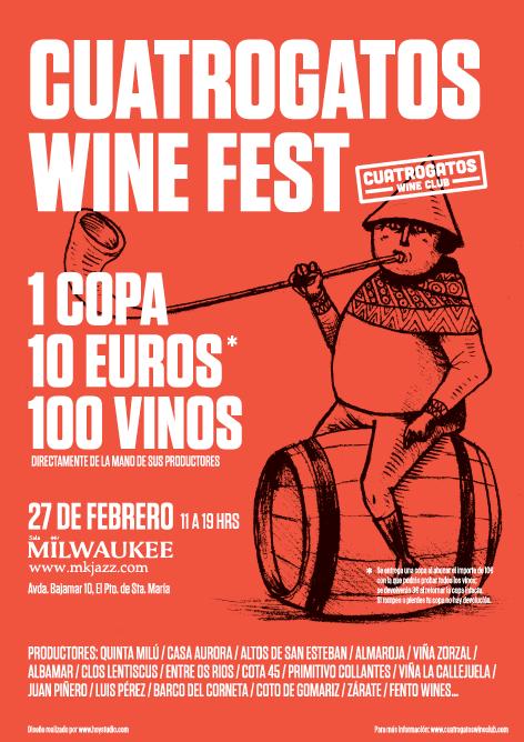 Cuatro Gatos Wine Fest