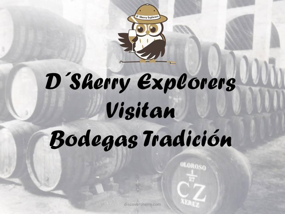 Jereces-Arte-Historia-Tesoros: Bodega Tradición.  Sherry Wines-Art-History-Treasures: TradiciónWinery