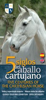 Discover Sherry recommends: Una visita  a la (a visit to the) Yeguada de la Cartuja – Hierro delBocado.
