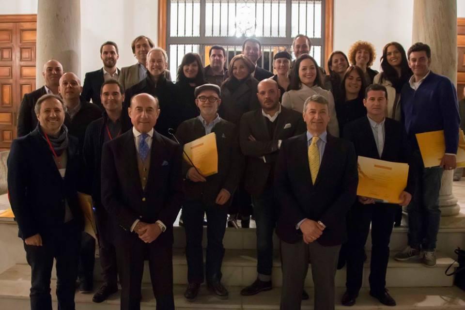 ¡Ya somos más de 500 Formadores Homologados del Vino de Jerez!  We are now more than 500 Sherry Wine Educators all over theworld!