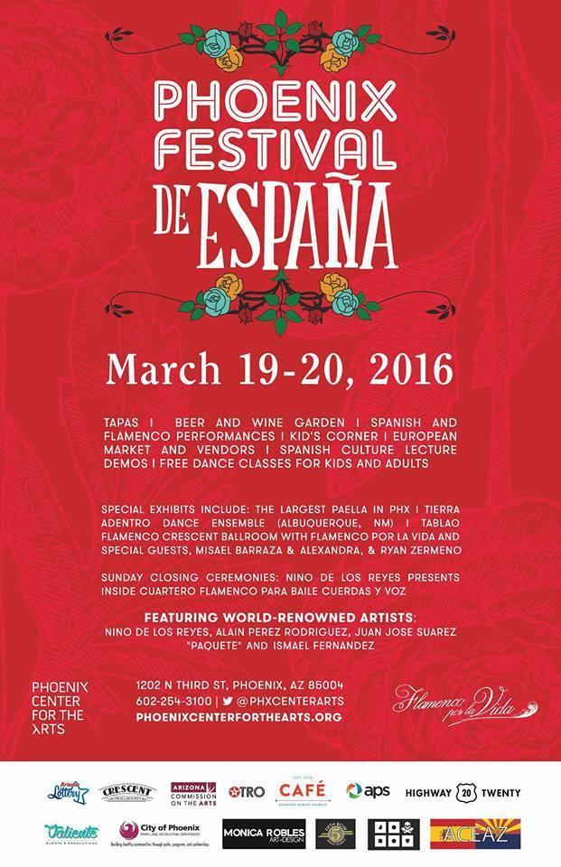 Phoenix Festival deEspaña