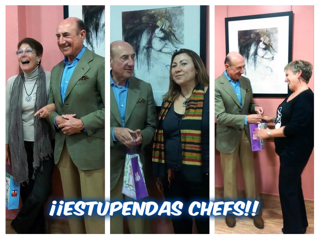 Tapas winners