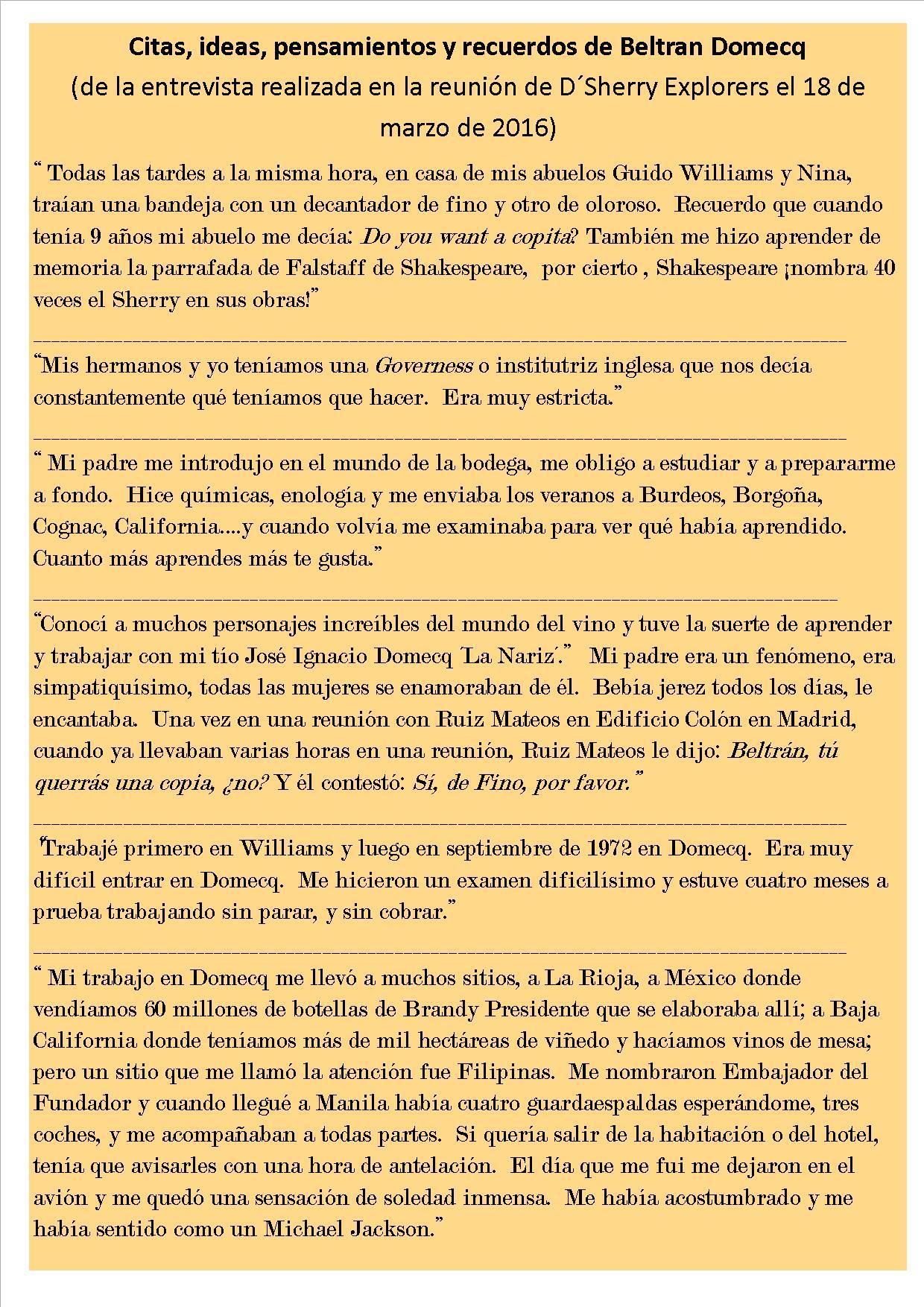 Quotes español