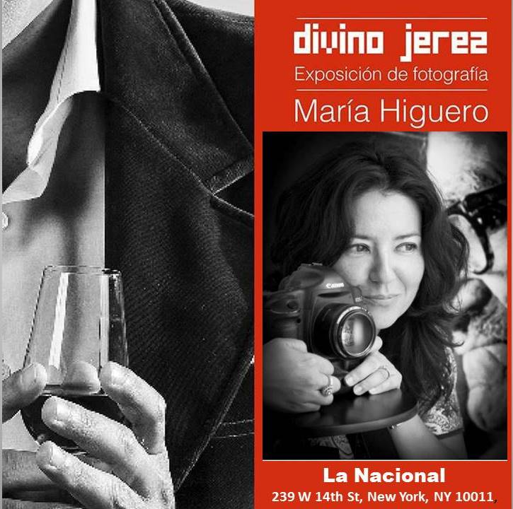 "¡La exposición Divino Jerez nos acompaña a Nueva York!/The Photo Exhibition ""Divino Jerez"" will join us in New York!"