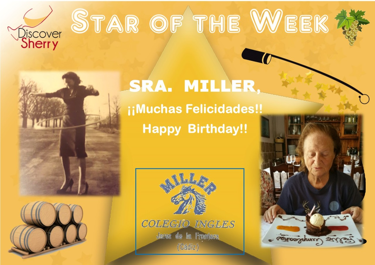 Star of the Week: Sra Miller