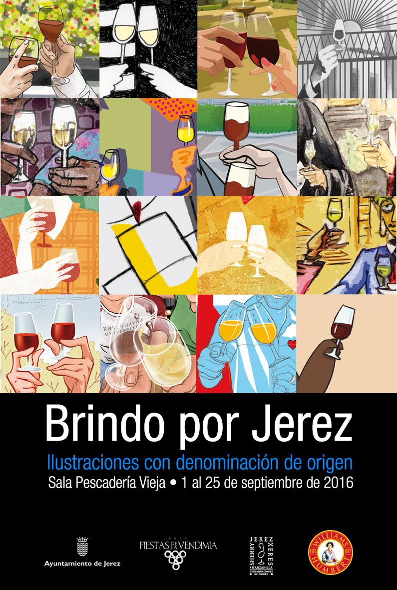 Discover Sherry Recommends:Brindo por Jerez / A Toast to Sherry Wines