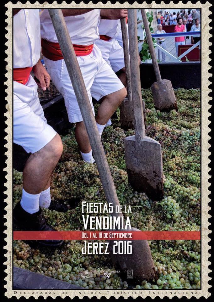 Fiestas de la Vendimia Jerez 2016 / Jerez Harvest Festival2016
