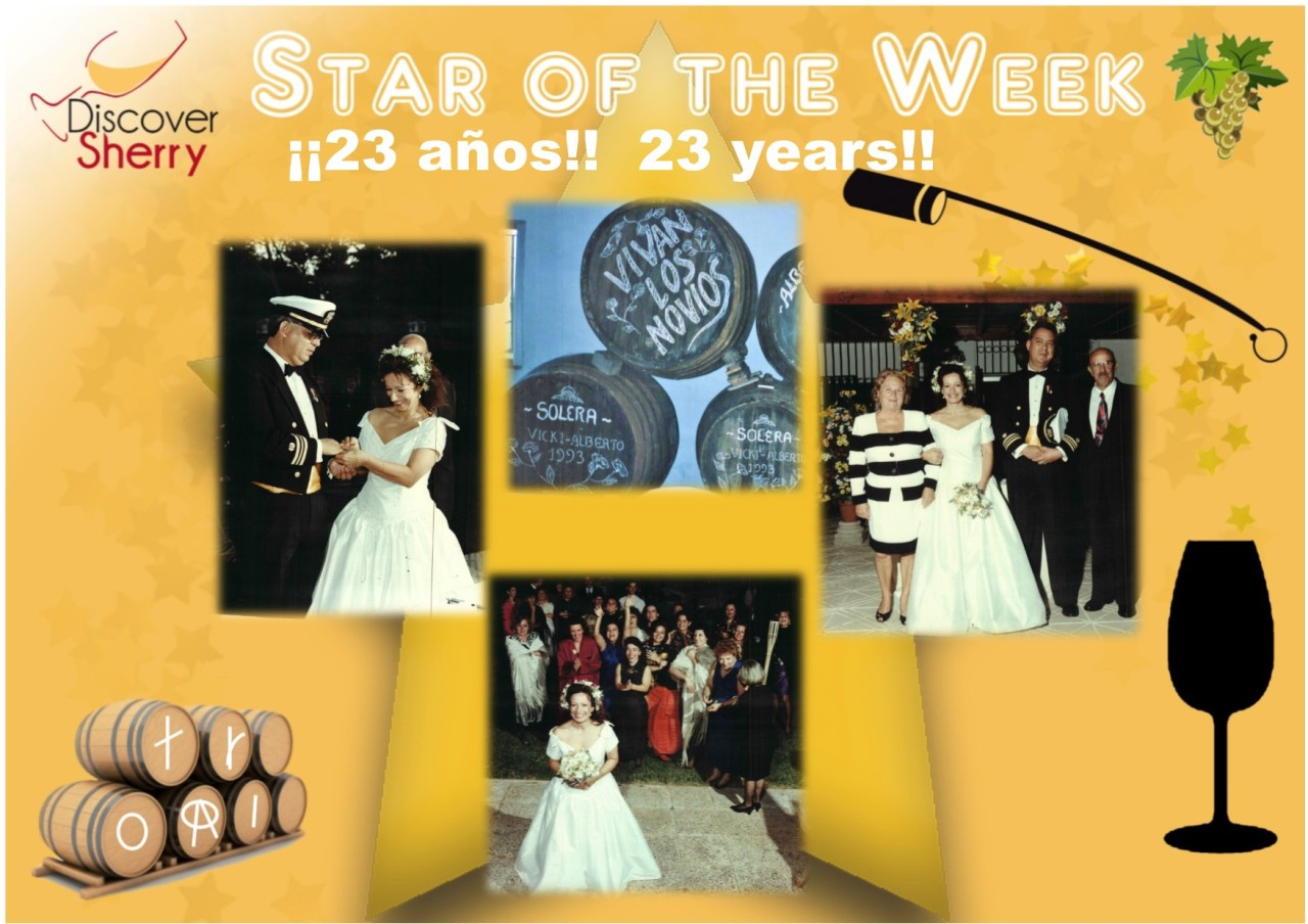 Star of the Week: ¡23 años y contando! / 23 Years and counting!