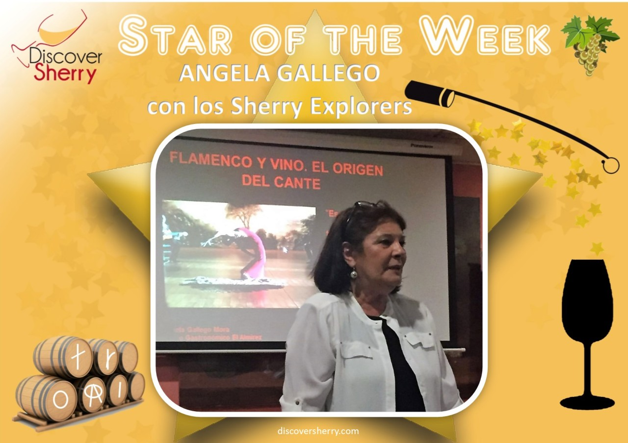 Star of the Week: Ángela Gallego