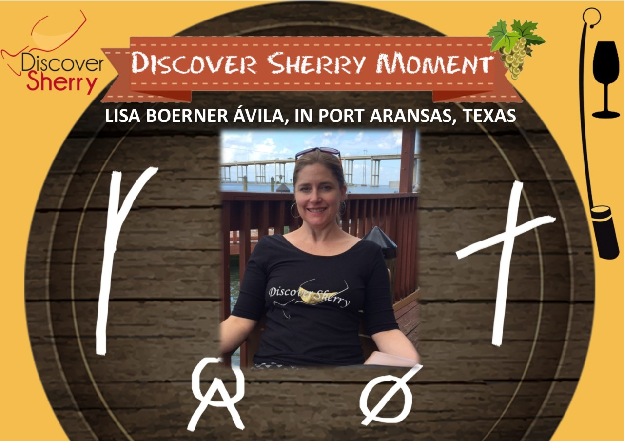 Discover Sherry Moment: Lisa in Port Aransas, Texas