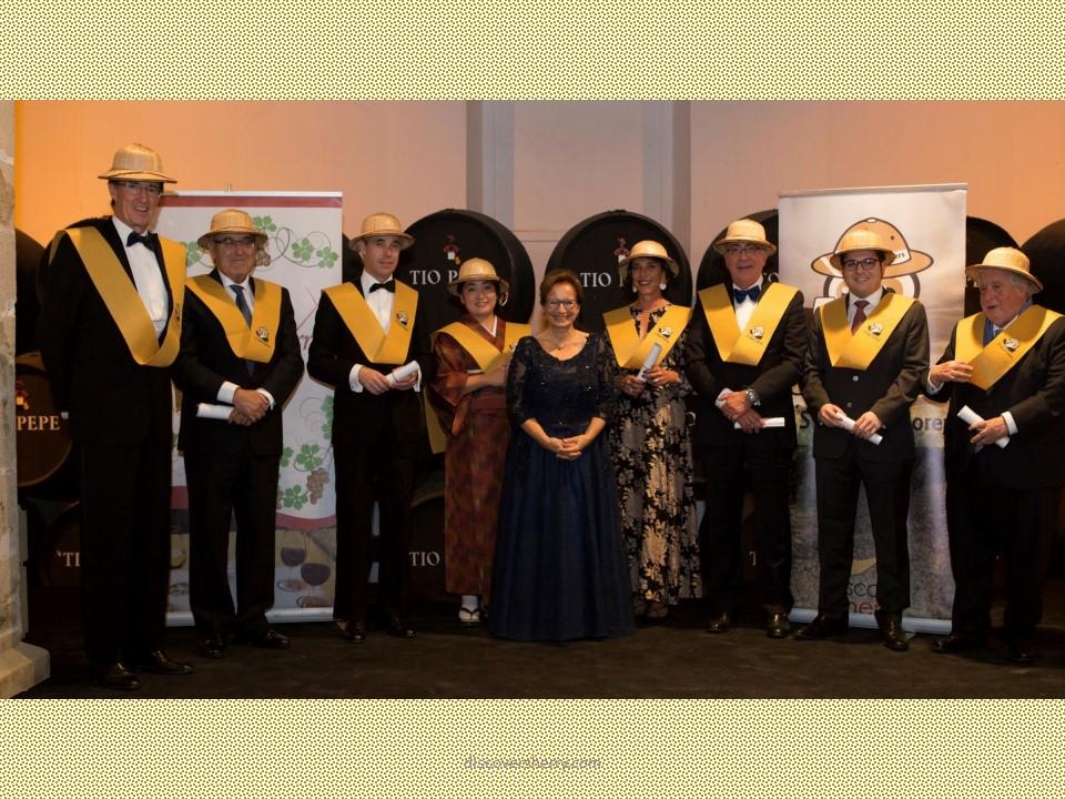 Maravillosa Gala Anual de los Sherry Explorers 2016/  Marvelous Sherry Explorers´ 2016 AnnualGala