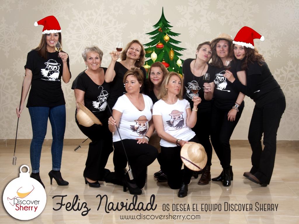 equipo-discover-sherry-navidad-2