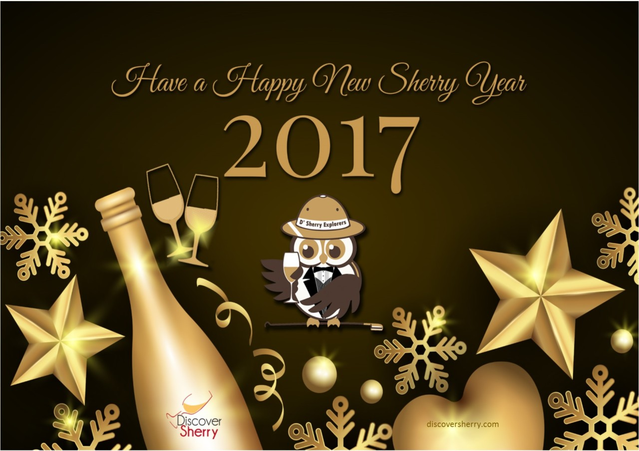 Have a Happy New Sherry Year!