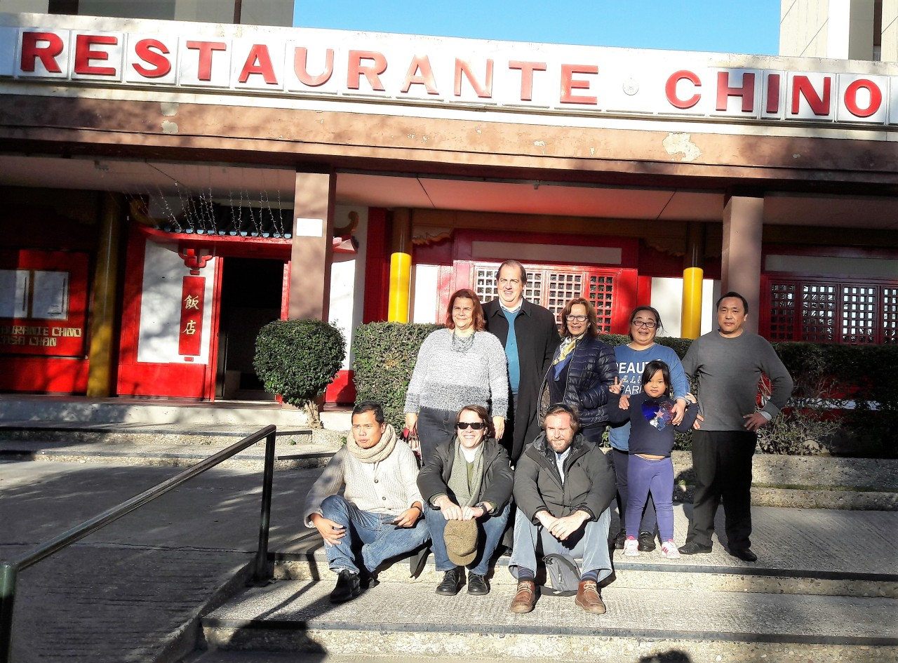 Discover Sherry recommends: Restaurante Casa Chan