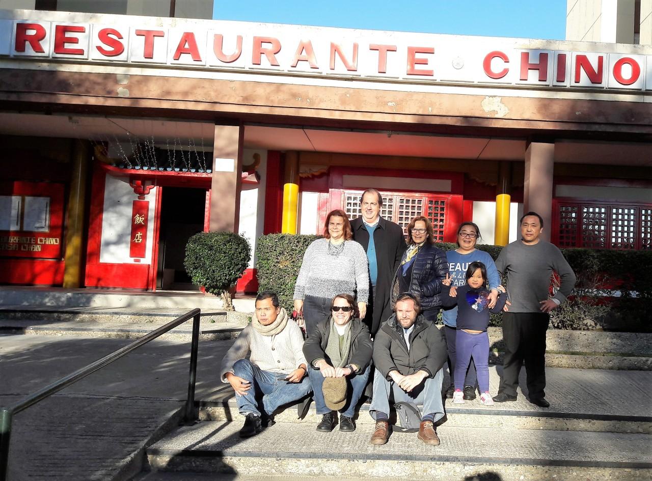 Discover Sherry recommends: Restaurante CasaChan