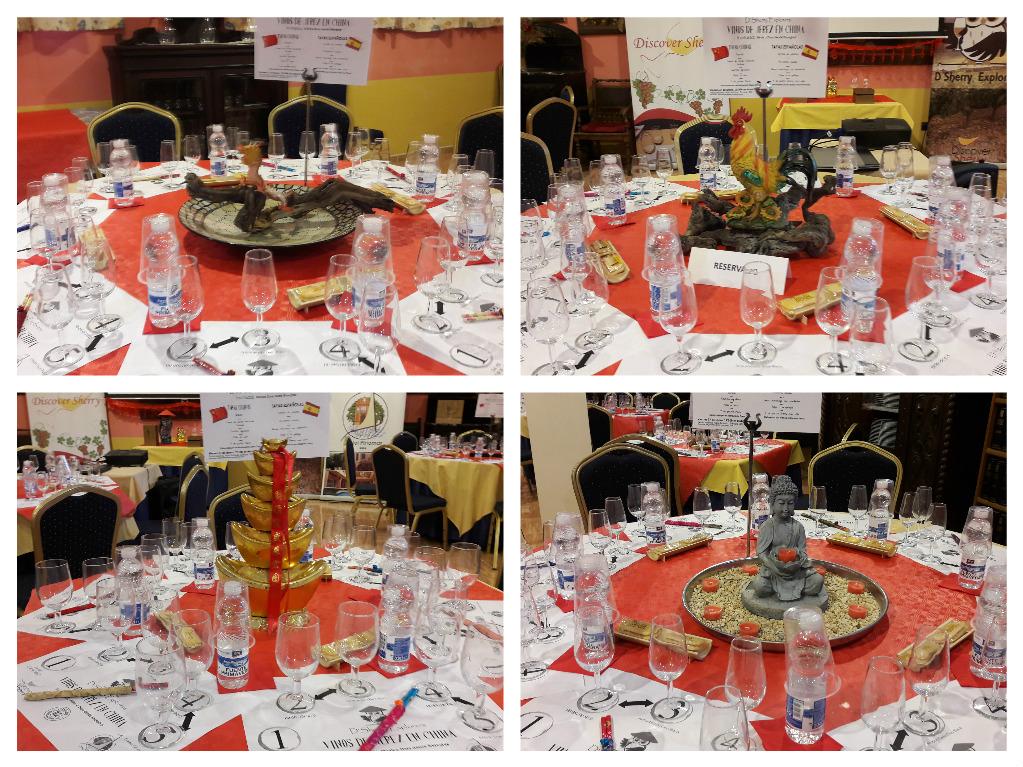 Vídeo de Ginés de la reunión de los Sherry Explorers del año nuevo chino/ Ginés´ video of the Sherry Explorers´ Chinese New Yearmeeting.