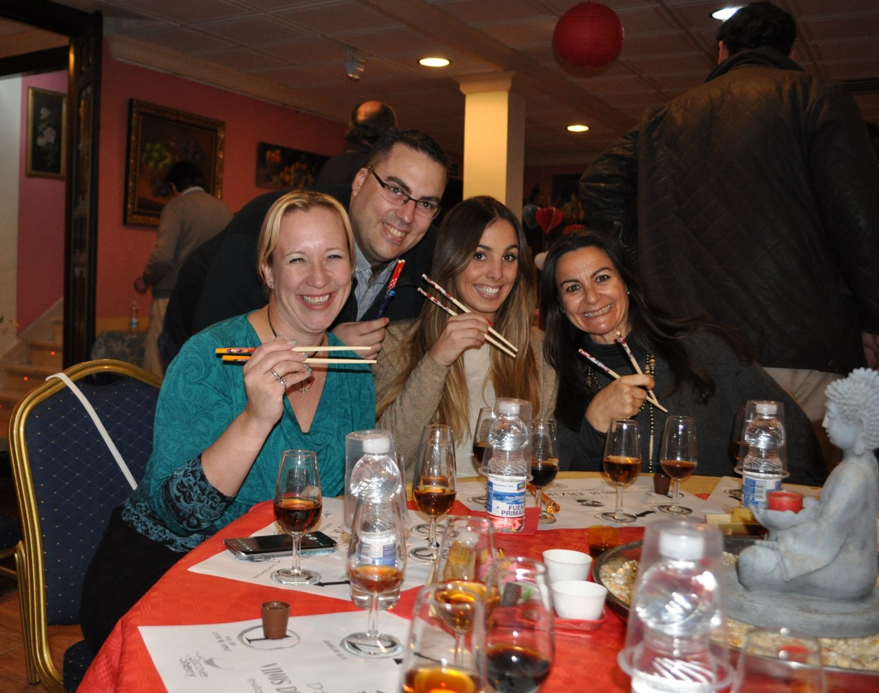 ¡¡Fotos de la celebración del año nuevo chino!! Chines New Year´s Eve celebration pictures!!