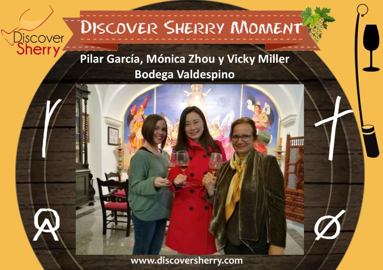 Discover Sherry Moment: En BodegaValdespino