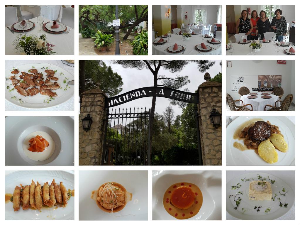 Discover Sherry recommends: Restaurante Hacienda LaTorre
