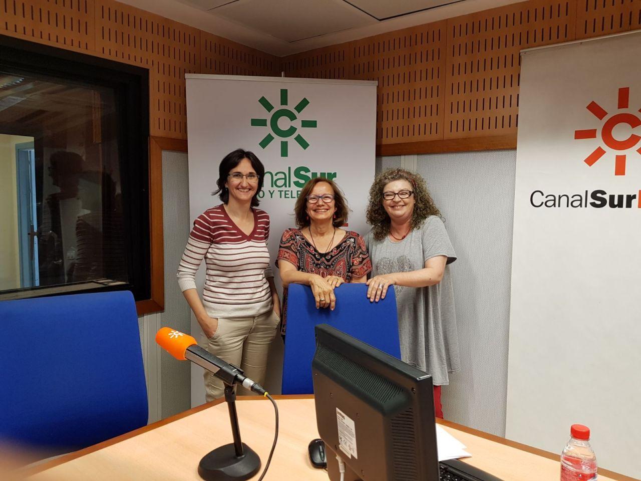 ¿Quién dijo miedo? Canal Sur Radio con Amparo Bou e IsabelNoci.