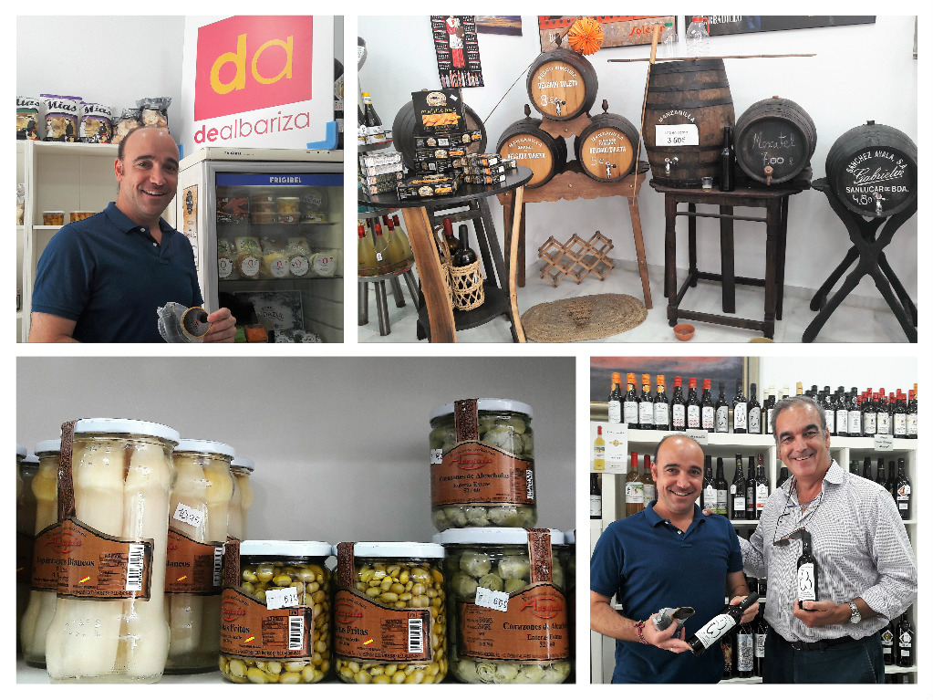 Discover Sherry recommends: Dealbariza gourmet store
