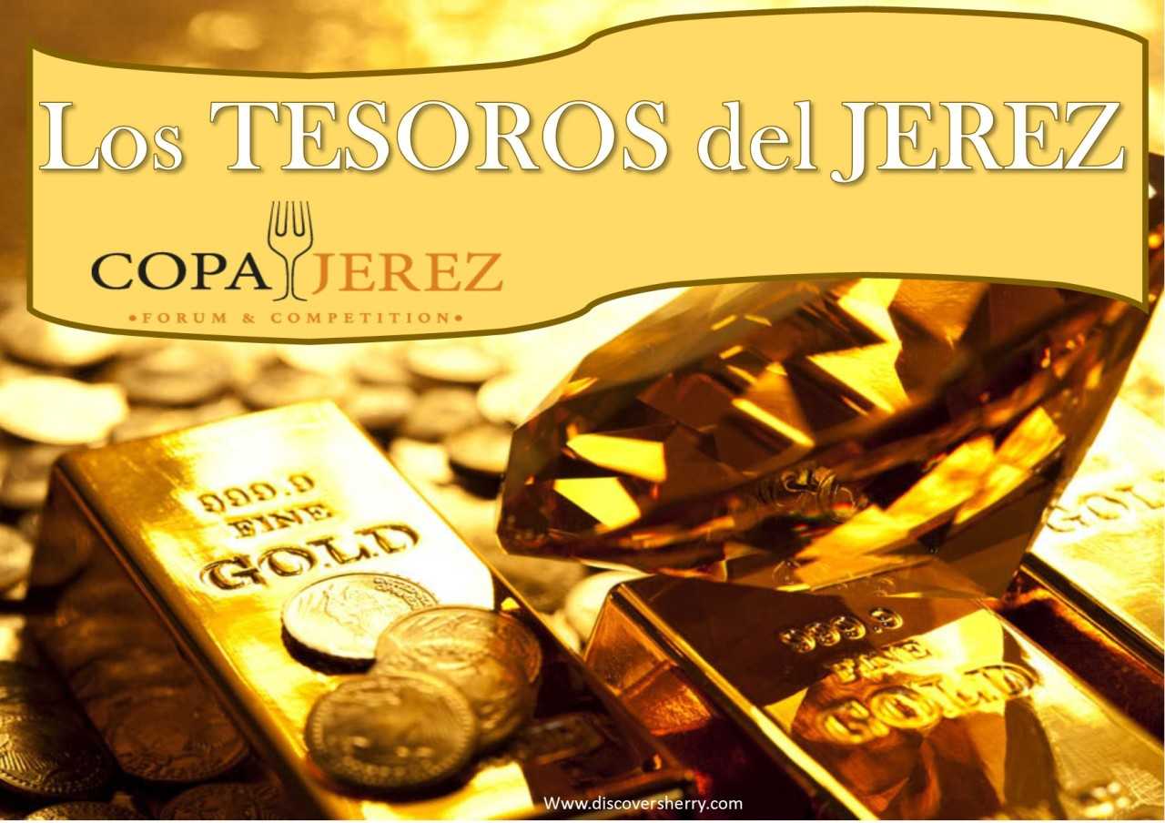 Los Tesoros del Jerez / The Sherry Treasures
